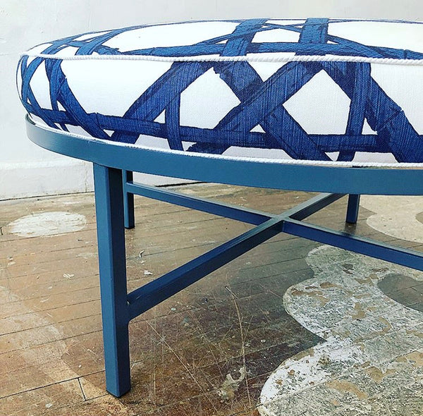 Welded Coffee Table/Ottoman
