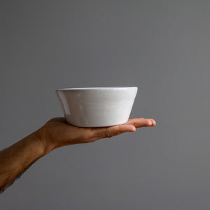 Handthrown Comporta Cereal Bowl
