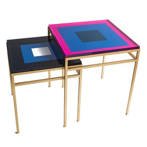 Mondrian Small Nesting Table