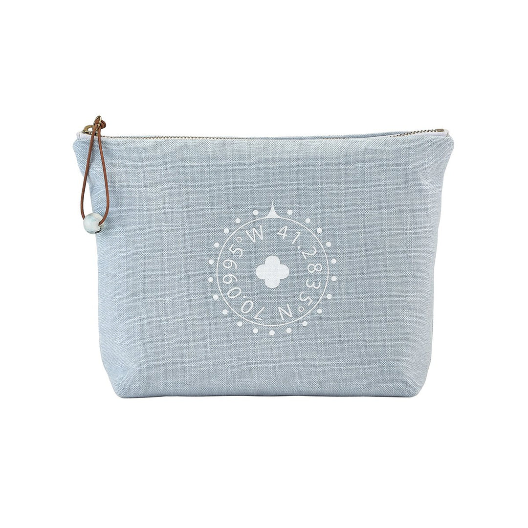 Nantucket Travel Pouch