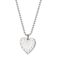 Petite Silver Necklace Charms
