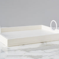 Bianca Rectangle Tray