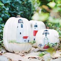 Hand Painted Pumpkins