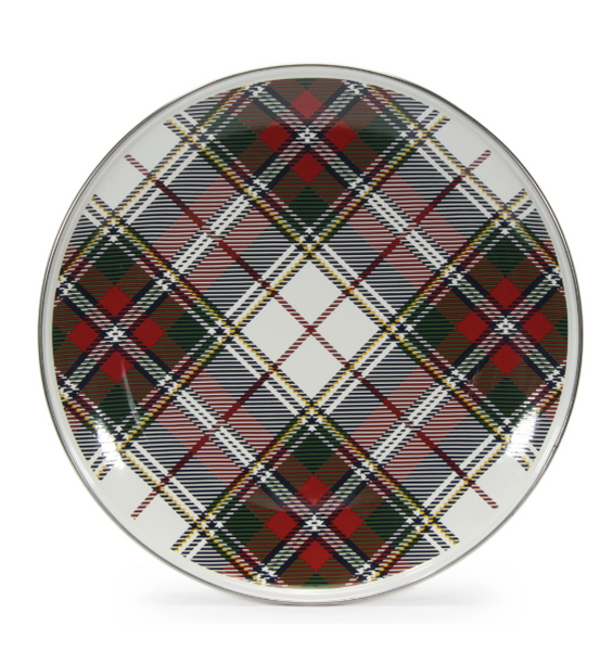 Highland Plaid Charger