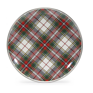 Highland Plaid Dinner Plate