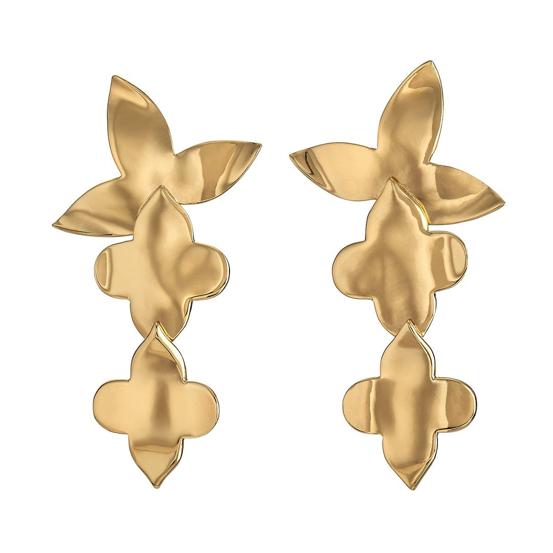 Venice Triple Earring