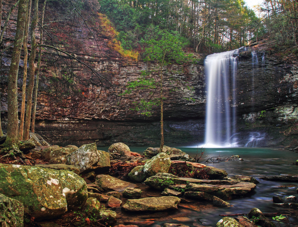 8 Best US Places To Go Camping In 2018 - Cloudland Canyon State Park
