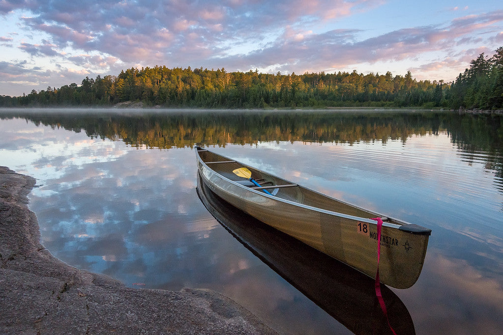 8 Best US Places To Go Camping In 2018 - The Boundary Waters Canoe Area Wilderness