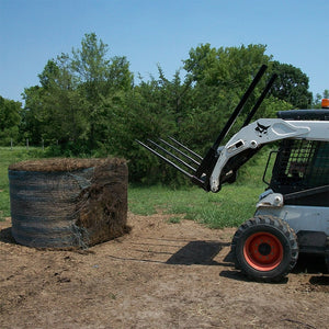 Paumco 4-Tine Bale Spear - Paumco Products, Inc