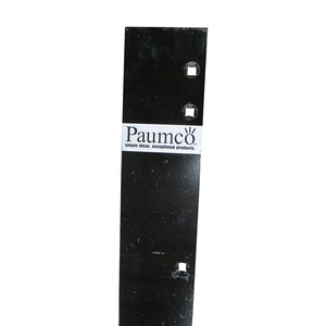 "Paumco #1230 72"" Bolt On Push Blade - Paumco Products, Inc"