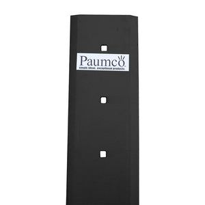 "Paumco #1204 71"" Bolt On Reversible Bucket Cutting Edge Blade - Paumco Products, Inc"