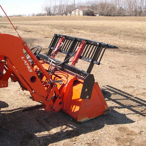 Paumco Bucket Grapple System - Paumco Products, Inc