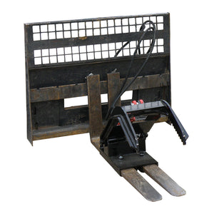 Paumco Pallet Fork Grapple System - Paumco Products, Inc