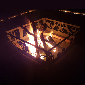 Paumco Portable Outdoor Fire Ring - Paumco Products, Inc