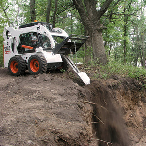 Paumco Quick Spade Skidsteer Fork Attachment - Paumco Products, Inc