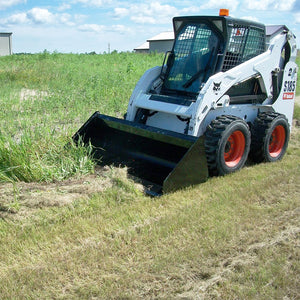 "Paumco HD 74"" Universal Skid Steer Bucket"