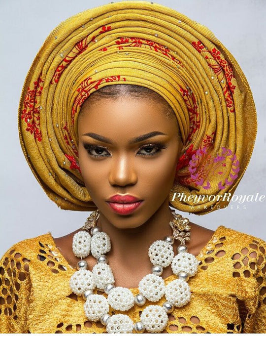 Party/Owambe Makeup( Home/Studio Service)