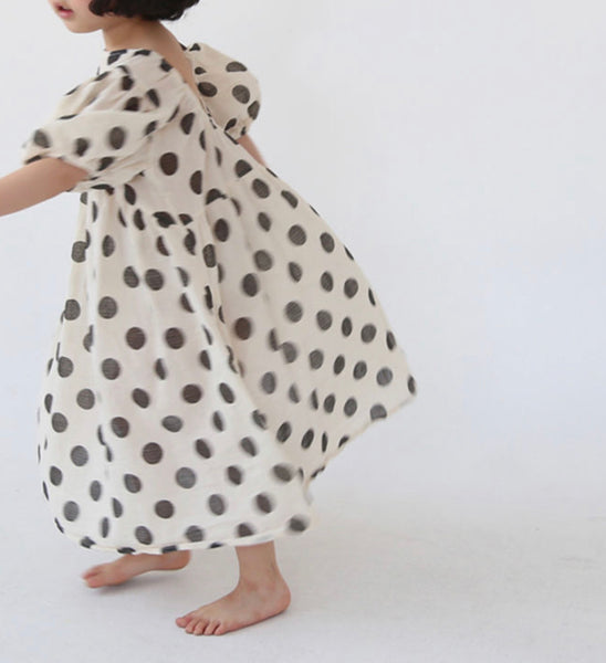Bang Bang Polkadot Dress