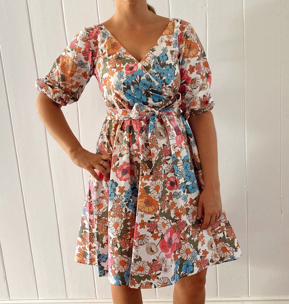 Minnie Floral Dress