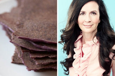 Master of The Month | Nadine Artemis | Chocolate Blueberry Crepes Recipe