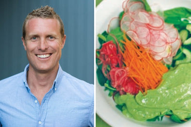 Master of The Month | James Colquhoun | Skin Beauty Salad Recipe
