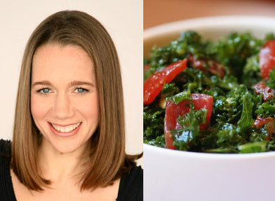 Master of The Month | Karen Knowler | Kale Avocado Salad Recipe