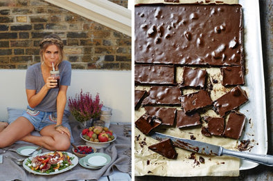 Master of the Month | Madeleine Shaw | Raw Cherry Chocolate Fudge Recipe