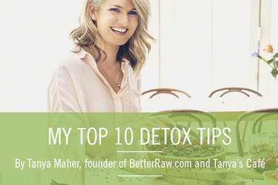 How to detox at home - starting at no cost to kinda expensive