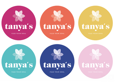 Tanya's has a new logo!