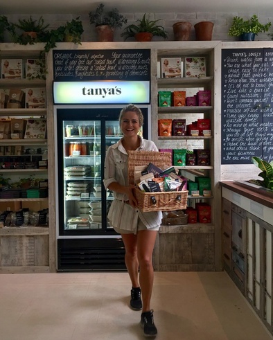 This week only: 2 for 1 meals at the brand new Tanya's!