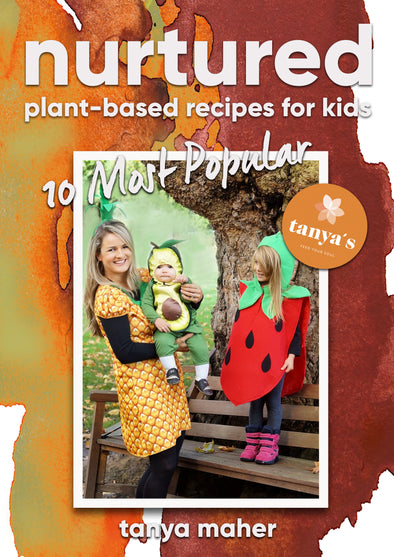 free vegan gluten free dairy free kids recipes