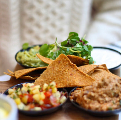 World Nachos Week + Raw Vegan Nachos Recipe!