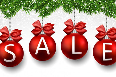 Discount codes on awesome Christmas in the Raw products...
