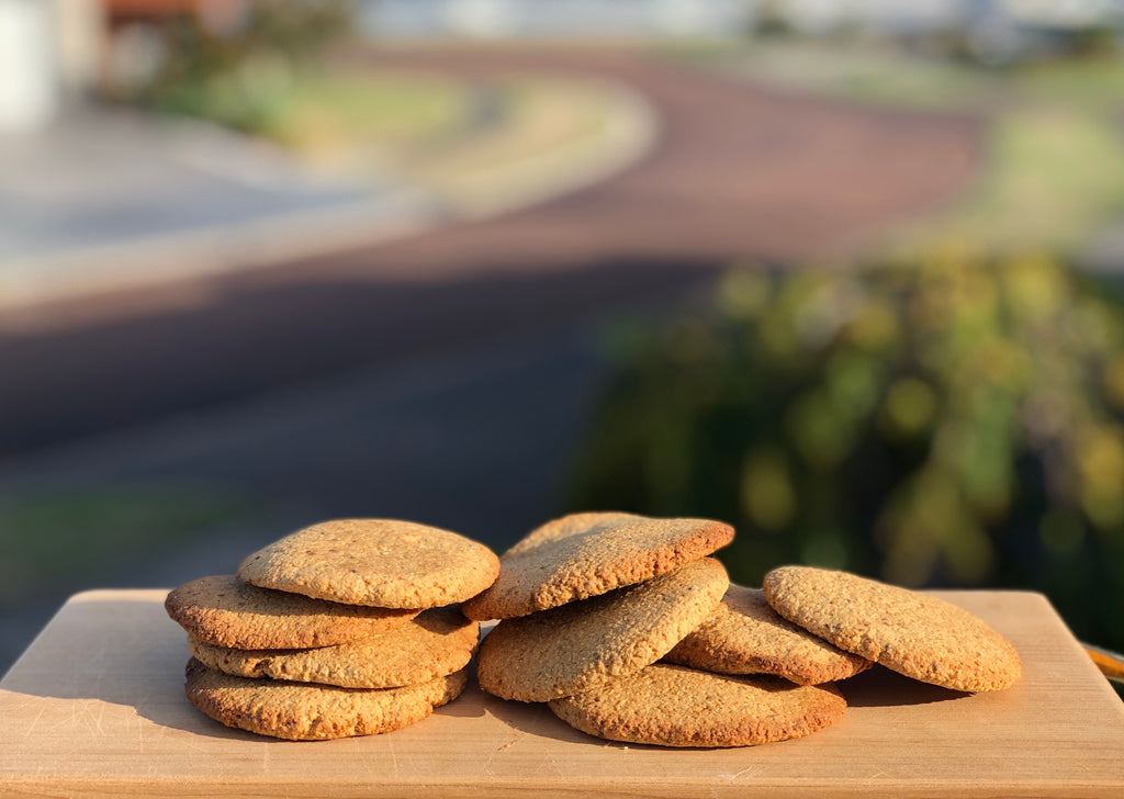 immune boosting recipes by tanya maher _ vitamin c cookies