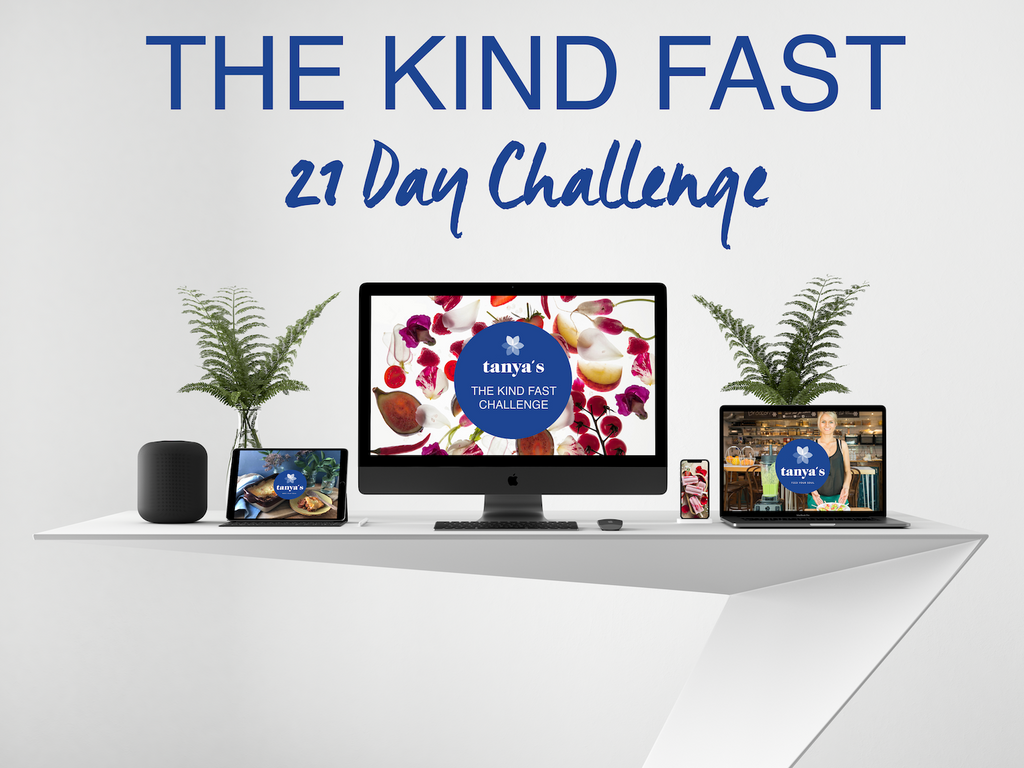 Tanya Maher The Kind Fast 21 Day Intermittent Fasting Course