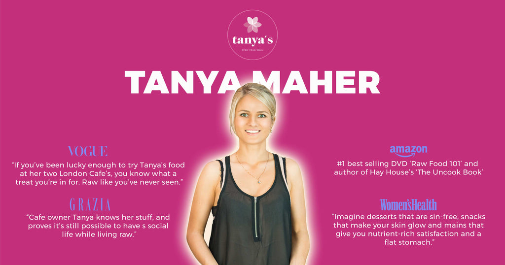 about tanya maher