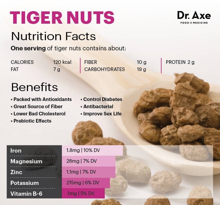 20-Tiger-Nuts_Nutrition-Graph