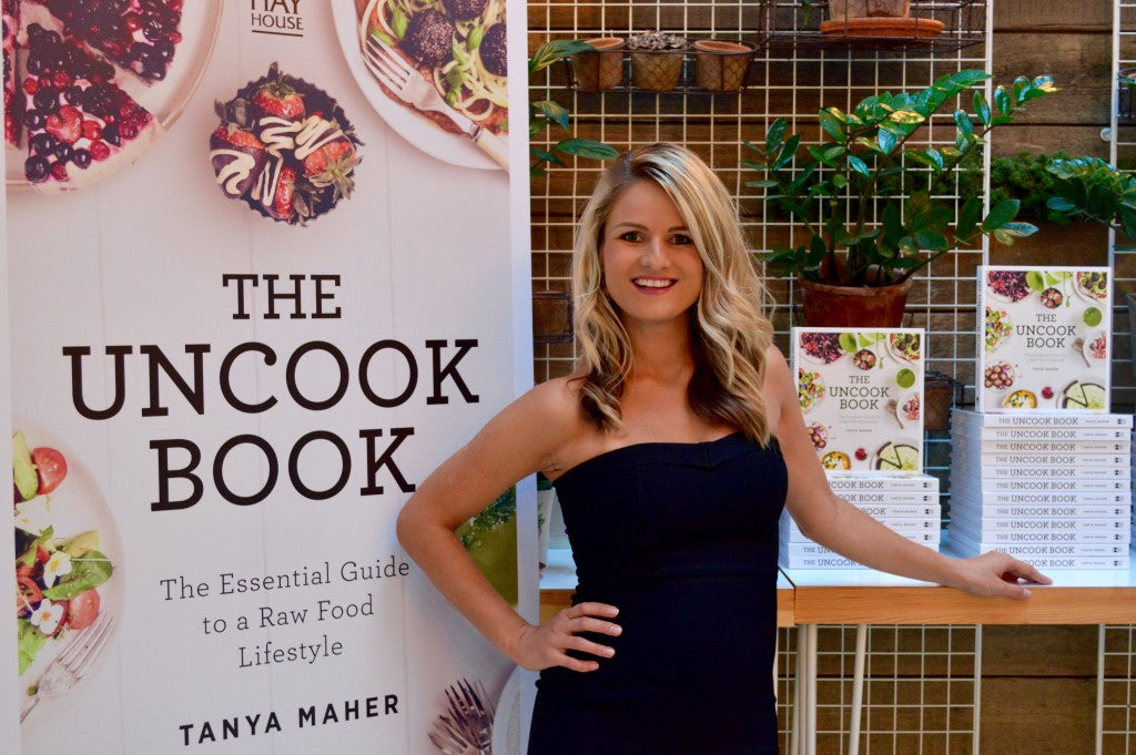 Tanya Maher, The Uncook Book