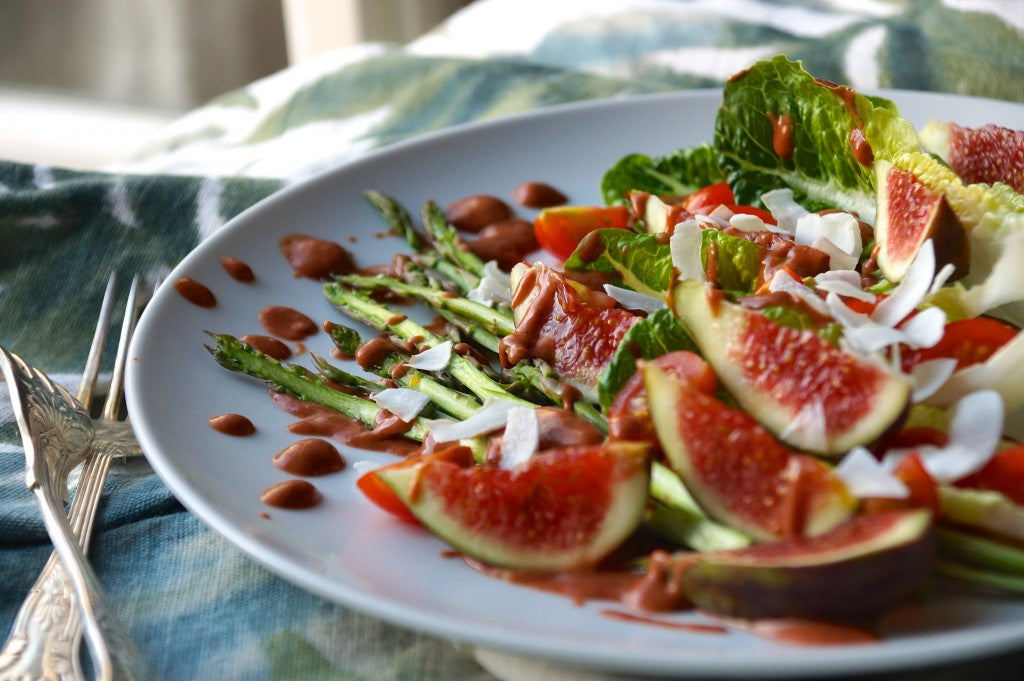 Acai salad dressing recipe
