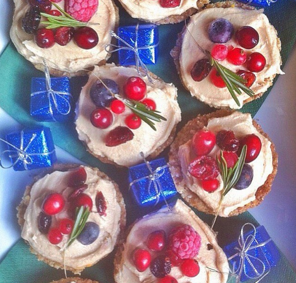 better raw christmas mince pies healthy