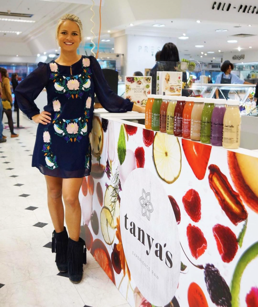 tanya maher _ tanya's at selfridges foodhall