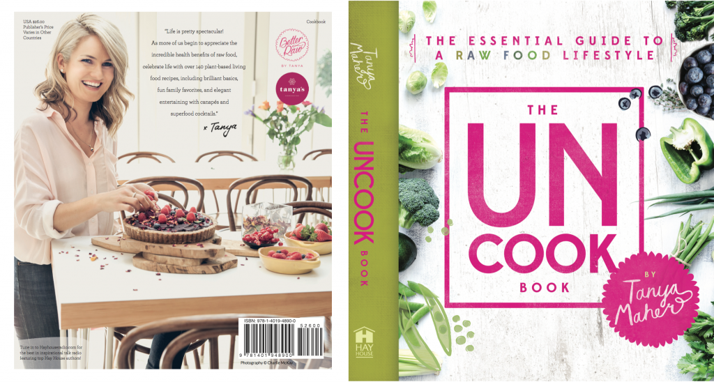 The Uncook Book US cover