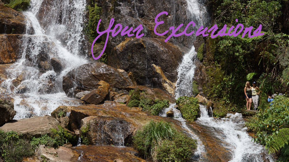 Vilcabamba 2014 excursions