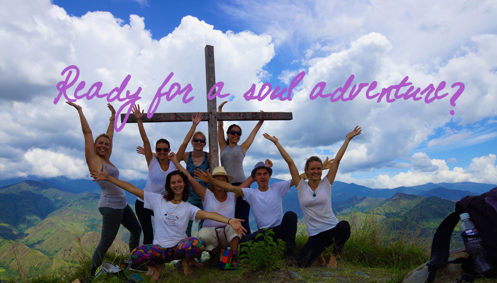 Vilcabamba 2014 retreat