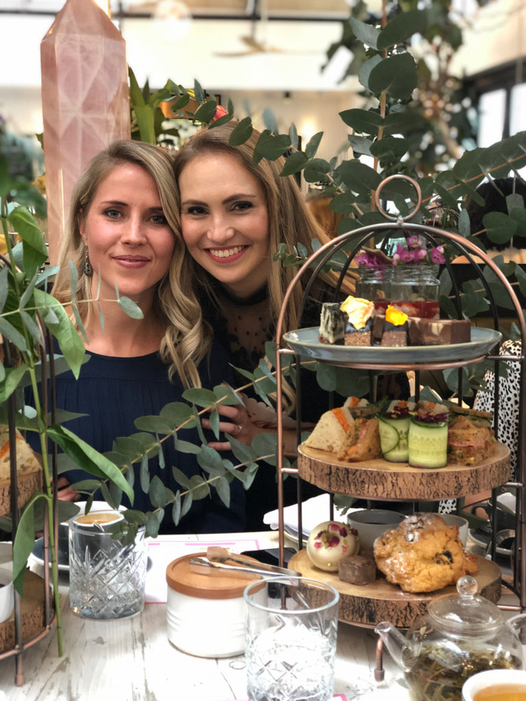 Tanya's My Chelsea Hotel Vegan Afternoon Tea High Tea London