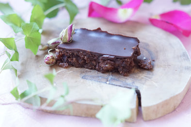 All UK - Raw Fudgey Brownie