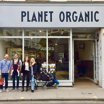 Planet Organic plant based products
