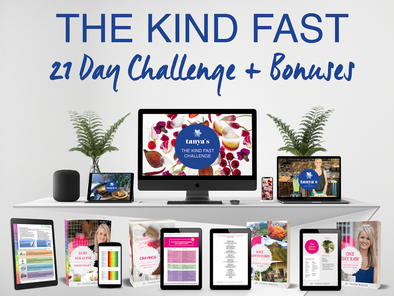 The Kind Fast 21 Day Challenge (Online Course with Live Webinar Recordings)