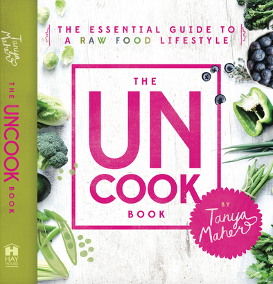 The Uncook Book (US/NZ edition)