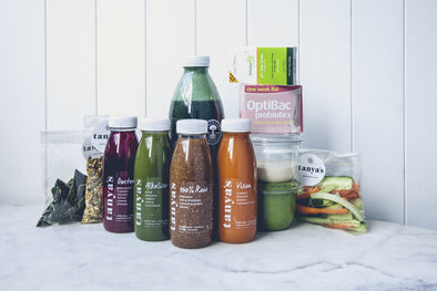 New Year Alkaline Cleanse (January only)